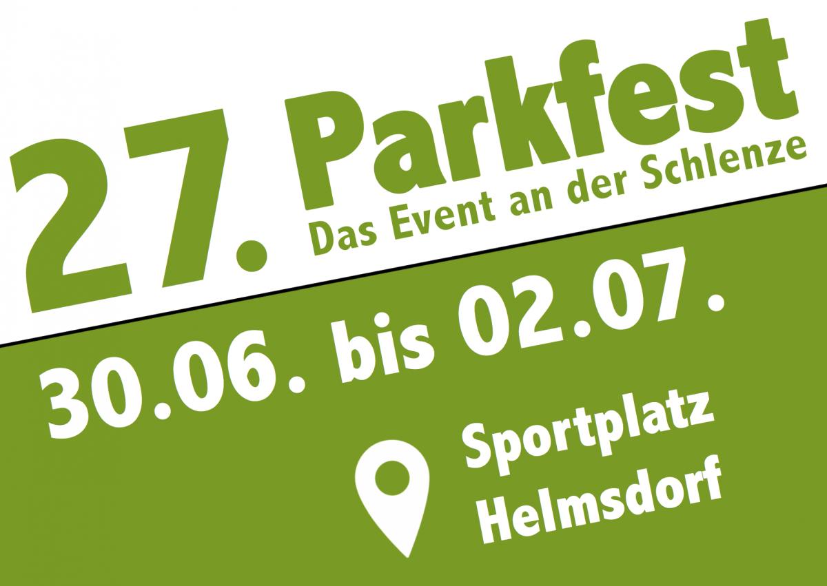 Parkfest 2017